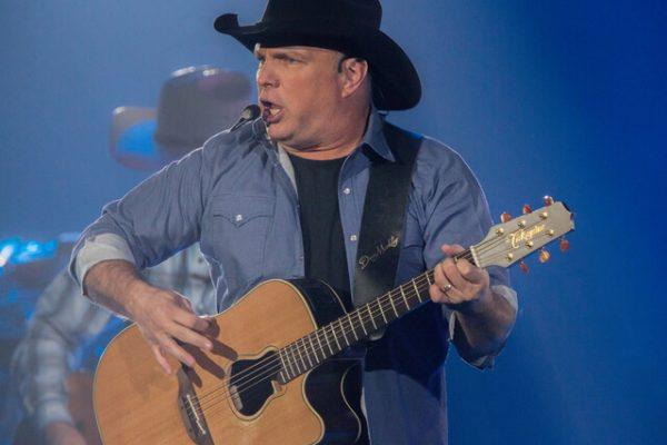 El cantante country Garth Brooks y los conciertos que paralizaron a Irlanda