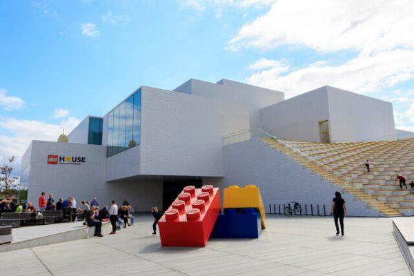 Te presentamos Lego House, el centro recreativo de la empresa LEGO