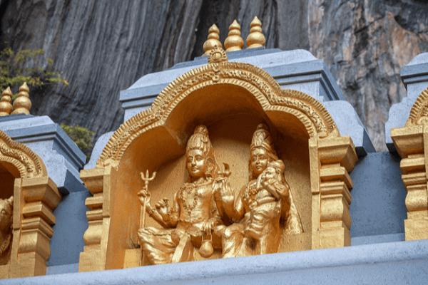 Conoce a Mohini, el avatar mujer del poderoso dios Visnú