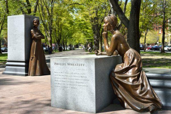 Phillis Wheatley, la mujer que pasó de ser esclava a poeta