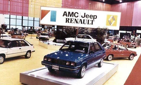 La alianza AMC-Renault, un fracaso incomprensible