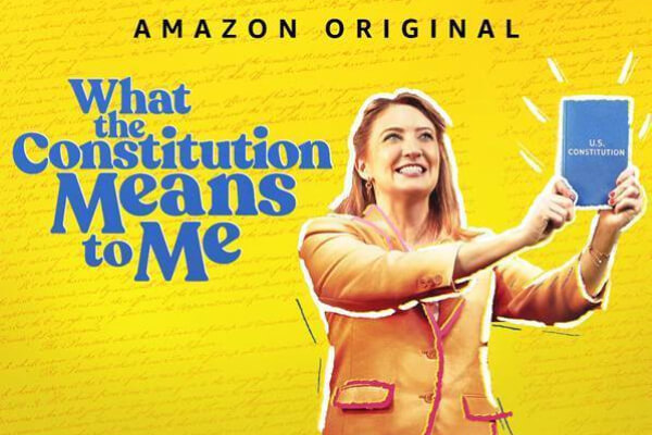 What the Constitution Means to Me de Broadway para los hogares del mundo