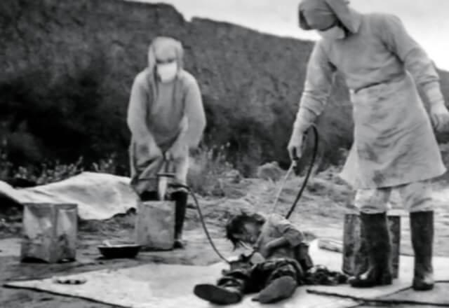 Crónicas de Ares: La monstruosidad del Escuadrón 731
