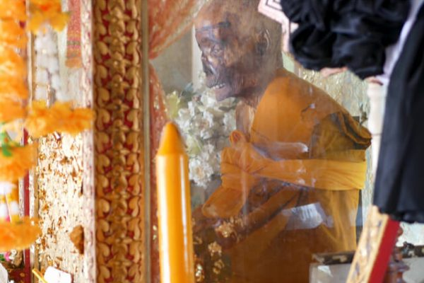 'Sokushinbutsu': los monjes budistas que se momificaron a sí mismos