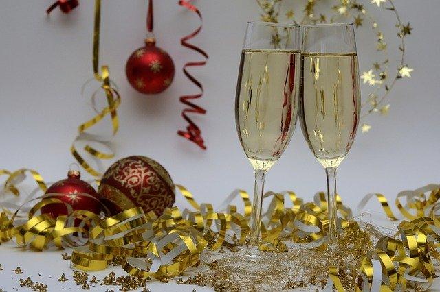 Conoce 5 beneficios del champán o champagne