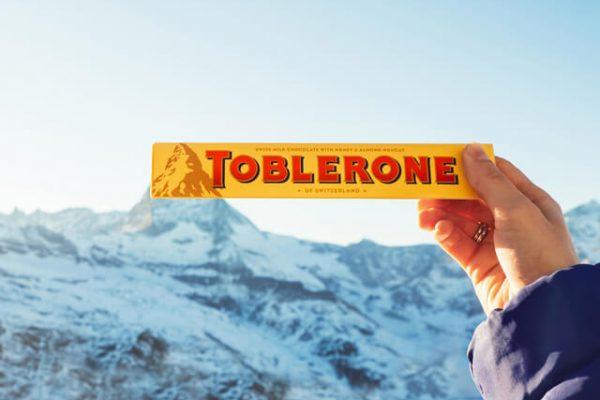 5 curiosidades de los famosos chocolates Toblerone