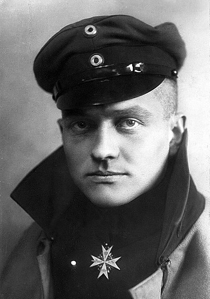 Manfred von Richthofen, mejor conocido como Barón Rojo