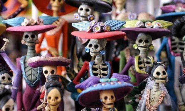 Así fue la celebración del Día de los Muertos en México en 2020