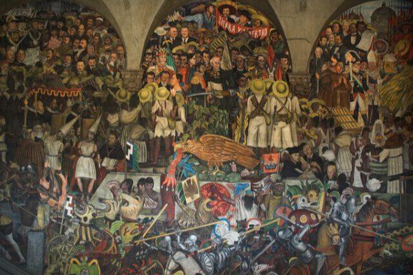 Diego Rivera: conoce al famoso pintor mexicano en  8 datos
