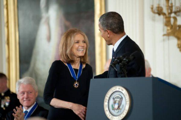 Gloria Steinem: toda una vida de activismo feminista