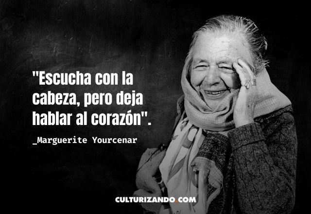 10 grandes frases de Marguerite Yourcenar