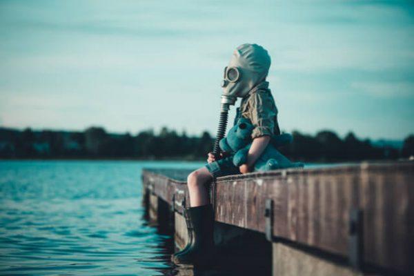 Miyakejima: la isla de las máscaras de gas