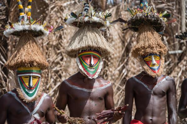 Papua Nueva Guinea, el país donde se hablan más de 800 idiomas diferentes