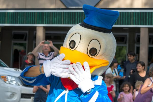 El símbolo navideño de Suecia: el Pato Donald