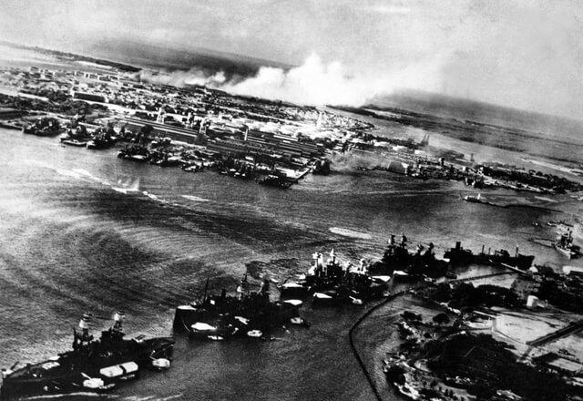Pearl Harbor, ¿ataque sorpresa? • Crónicas de Ares