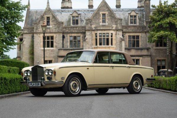 Rolls Royce Silver Shadow, un interesante fenómeno sobre ruedas