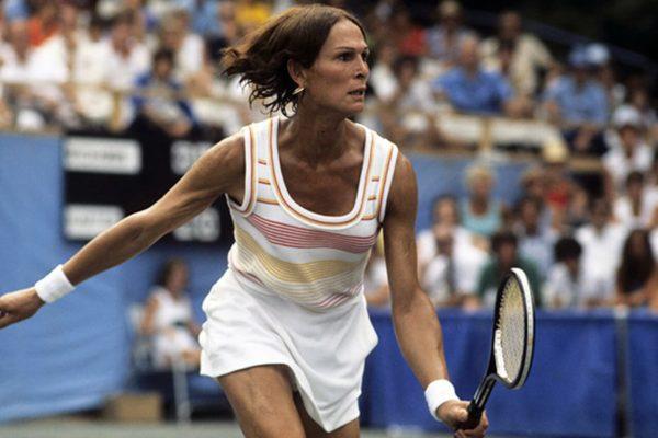 Renée Richards, la primera tenista transexual de la historia