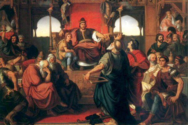 Cuando el papa León I se reunió con el temido conquistador Atila