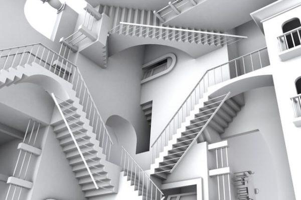 M. C. Escher: 8 datos del grabador imposible
