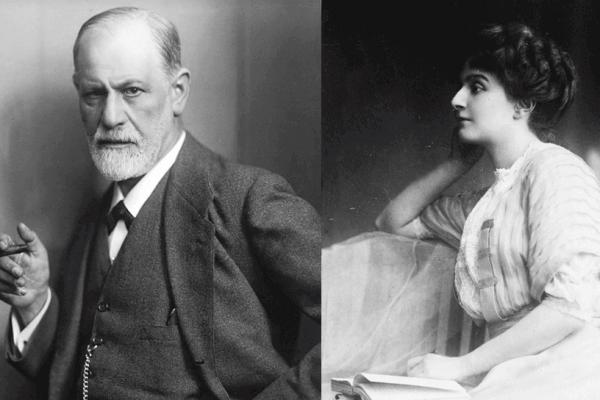 Amistades peculiares: Marie Bonaparte, la sobrina nieta de Napoleón, y Sigmund Freud