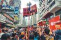 Mei, el personaje de videojuego que se convirtió en un símbolo de la lucha de Hong Kong