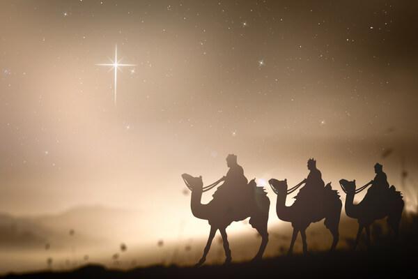 ¿Sabías que pudieron ser 12 los Reyes Magos que visitaron a Jesús?