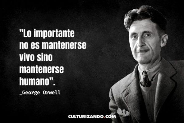 Lo mejor de George Orwell (+ Frases)