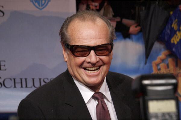 La vida del extraordinario Jack Nicholson