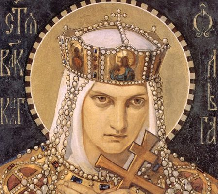 Grandes sorpresas de la historia: las cuatro venganzas de Santa Olga, la princesa de Kiev