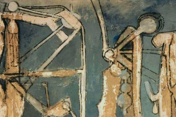 """Roberto Matta, """"el último pintor surrealista"""", en 8 datos"""