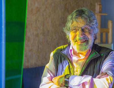 Carlos Cruz-Diez, el mago del color