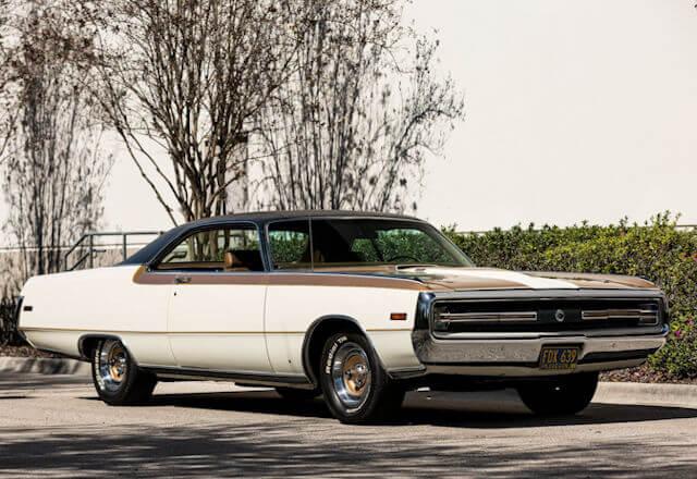 Chrysler 300 Hurst, un auto como ningún otro