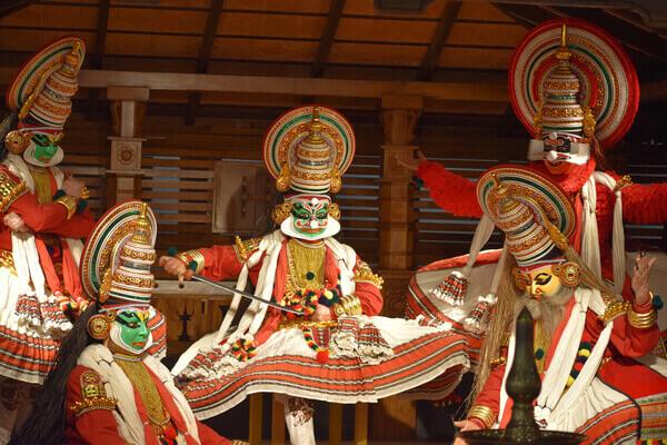 Teatro sin diálogos: Kathakali, la increíble danza de la India