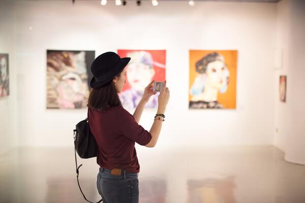 Trivia: ¿Puedes identificar a los representantes de estas obras artísticas?