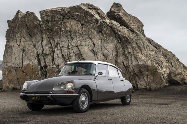 Citroën DS, el mejor automóvil del mundo