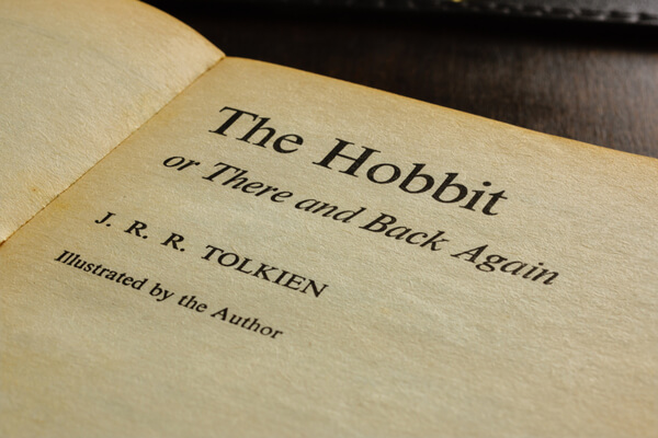 'El hobbit', un tesoro fantástico de Tolkien