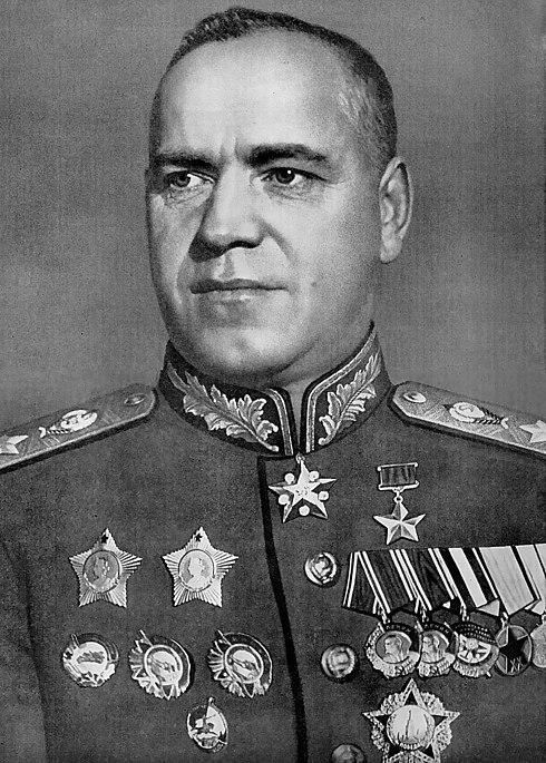 Zhúkov, el mariscal que aplastó al nazismo y encaró al estalinismo