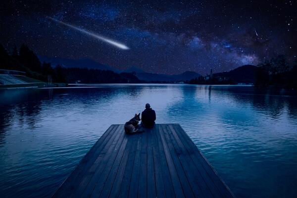 Las estrellas fugaces: ¿por qué les pedimos deseos?
