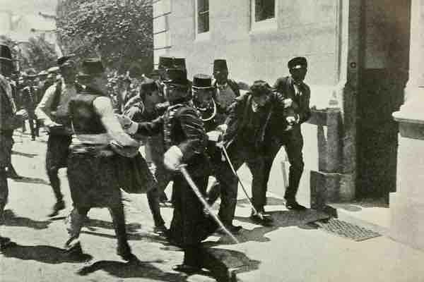 Primera Guerra Mundial, la explosión inevitable por una estupidez en los Balcanes