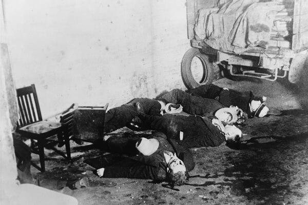 """Conoce las terribles """"masacres de San Valentín"""""""