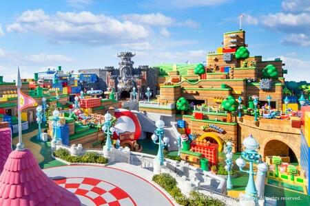 Conoce Super Nintendo World: un increíble parque de atracciones