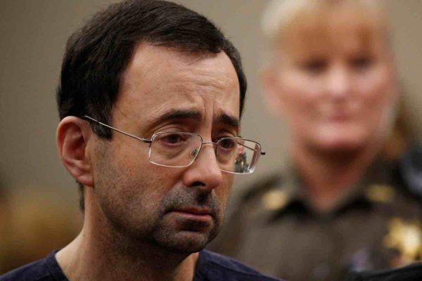 Larry Nassar: el doctor que abusó a cientos de gimnastas por dos décadas