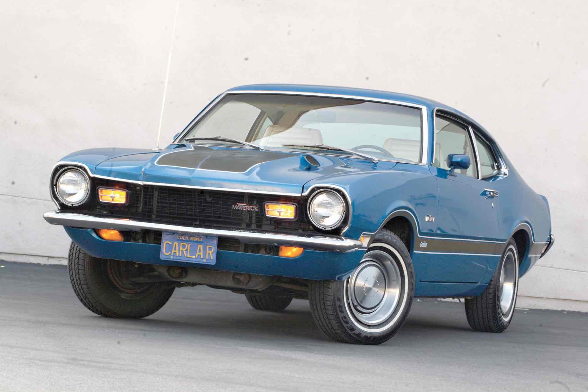 Ford Maverick: El rival del Mustang