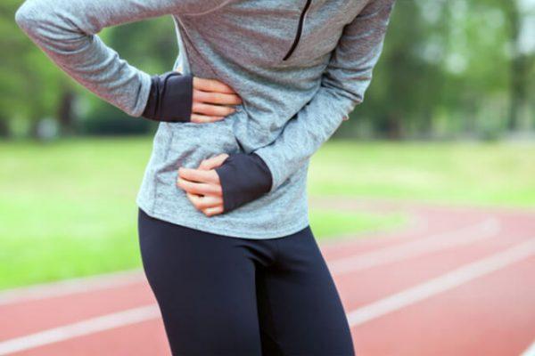 ¿Por qué da ese dolor en el costado al correr?