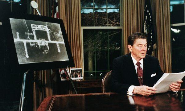 """Ronald Reagan y el """"Proyecto Star Wars"""""""