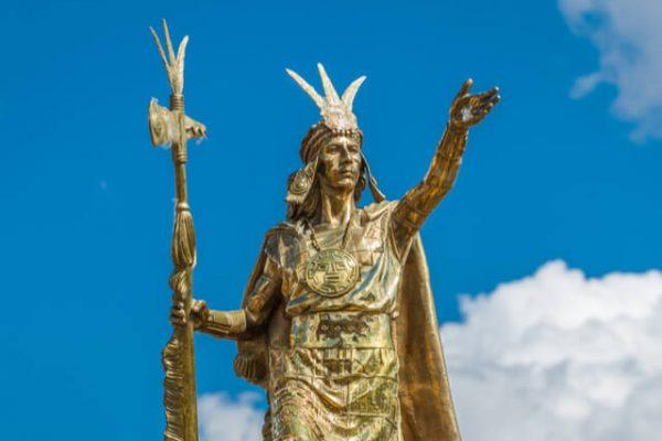 La leyenda de Manco Cápac y Mama Ocllo, los primeros emperadores incas