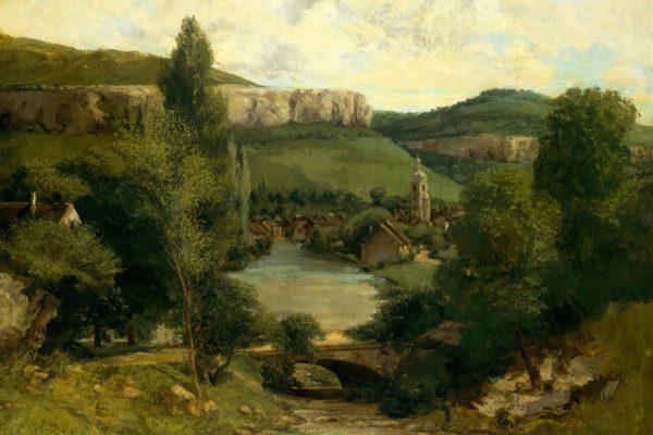 Conoce 8 datos del pintor Gustave Courbet