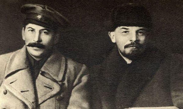 Curiosidades de la historia cuando Stalin y Lenin robaron un banco
