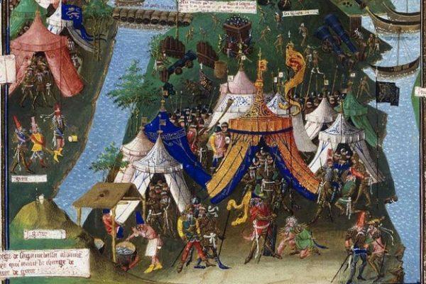 Curiosidades de la historia: Cuando dejar una puerta abierta provocó la caída de Constantinopla