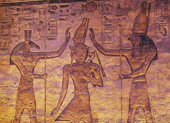 Mitología egipcia: el curioso encuentro sexual entre los poderosos dioses Horus y Set